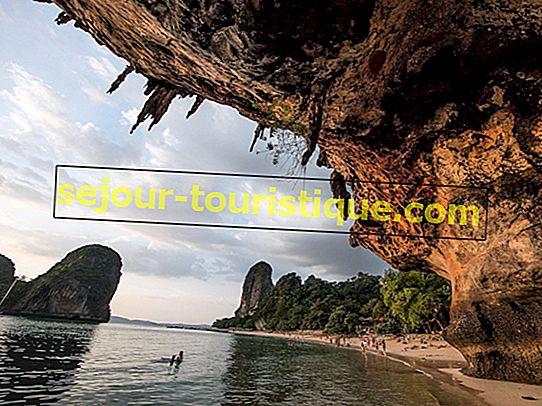 タイで最も美しい15のビーチ