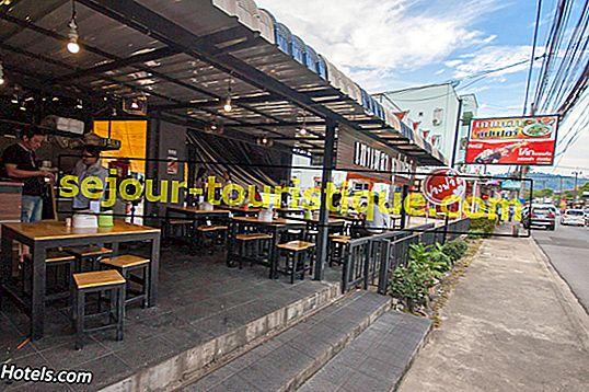 De 10 beste restaurants in Phuket, Thailand