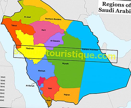 Hướng dẫn về các quốc gia và khu vực của Malaysia