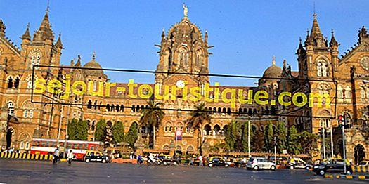 Sejarah Chhatrapati Shivaji Terminus (CST) Dalam 1 Menit