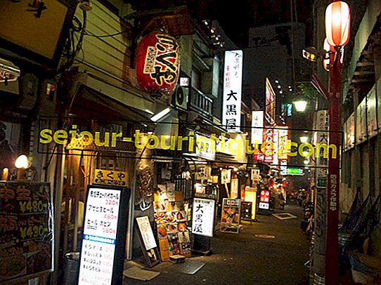 Un guide de Piss Alley de Tokyo