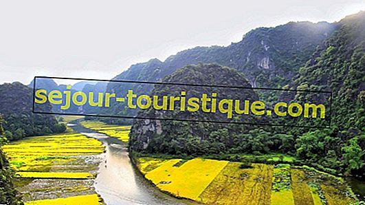 15 Gründe, alles fallen zu lassen und Ninh Binh, Vietnam, zu besuchen