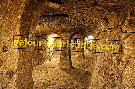 L'histoire derrière les villes souterraines de Turquie