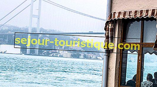 Beyond the Doner: Nhà hàng ở Istanbul