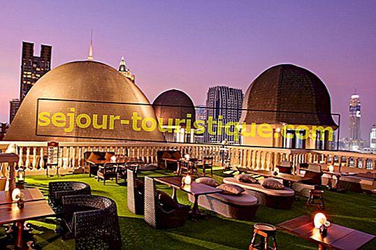10 khách sạn tốt nhất ở Bangkok