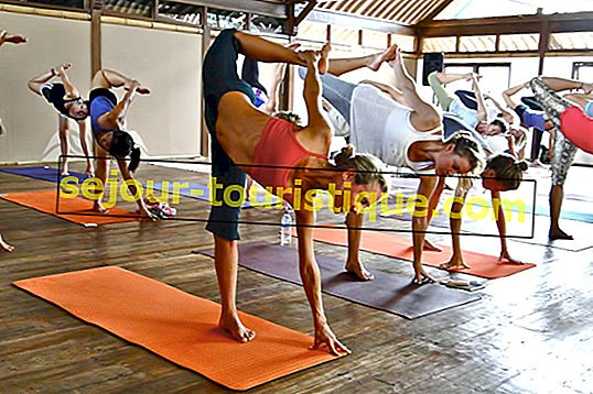 Les 10 meilleurs studios de yoga à Bali