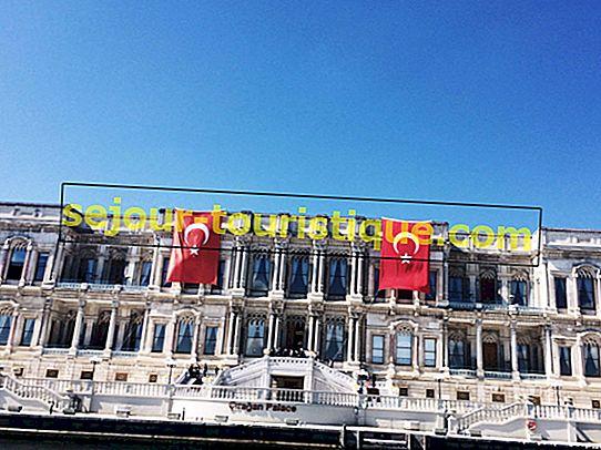 ボスポラスクルーズ:ボートでイスタンブールを探索