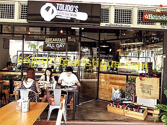 Les 8 meilleurs Cafés à Bugis, Singapour