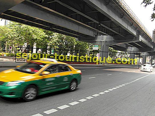 Comment naviguer dans les transports à Bangkok, Thaïlande