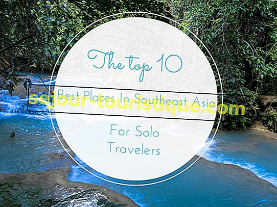 15 Destinasi Terbaik di Asia Tenggara