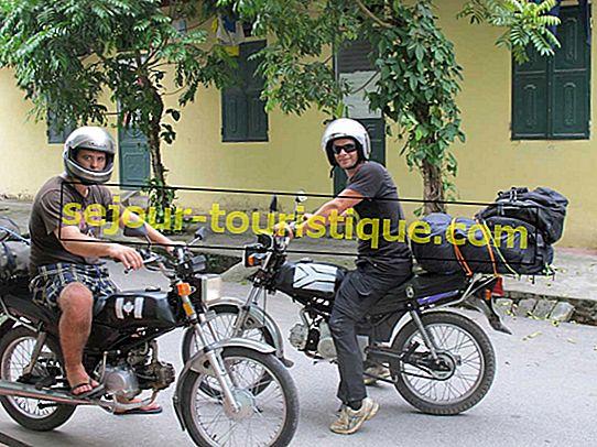 วิธีวางแผนการเดินทางมอเตอร์ไซค์ในเวียดนาม