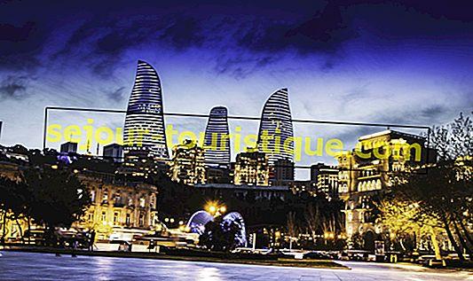 5 Pantai Menakjubkan dalam Jangkauan Baku, Azerbaijan