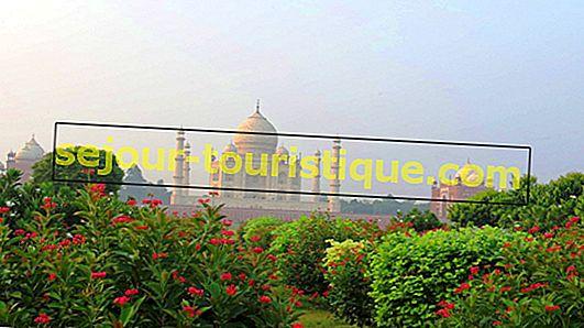 8 สถานที่มีชื่อเสียงที่ควรเยี่ยมชมในอักกราอินเดีย