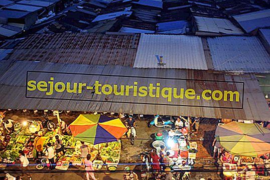 6 thị trường tốt nhất ở Phnom Penh, Campuchia
