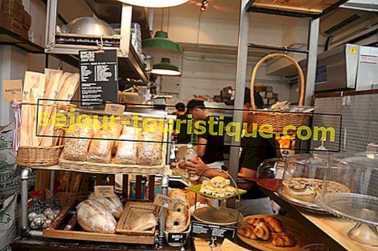 10 tiệm bánh ngon nhất ở Kuala Lumpur