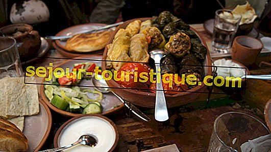 Armenische Lebensmittel, die Sie probieren sollten
