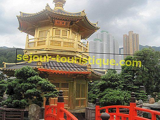 Kuil Terindah di Hong Kong