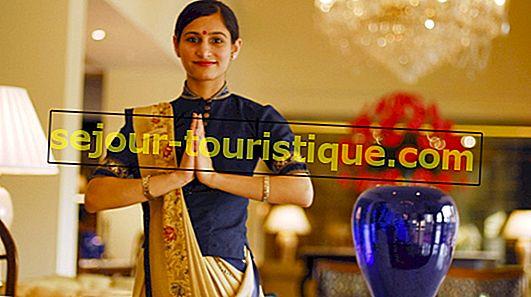 Tout savoir sur la salutation indienne «Namaste»