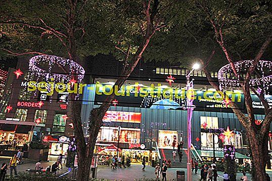 Een gids voor winkelen op Orchard Road, Singapore