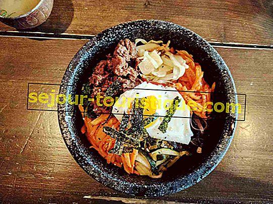 Die Top 14 südkoreanischen Lebensmittel zum Probieren