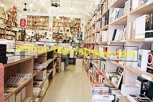 シンガポールのベスト10の書店