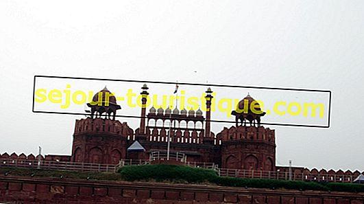 Satu Sejarah Benteng Merah, Monumen Paling Ikon Delhi