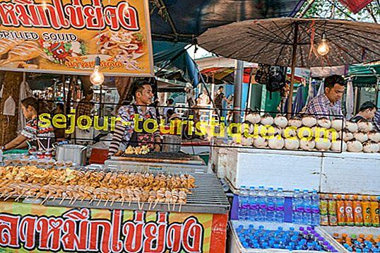 バンコクで最高の週末市場