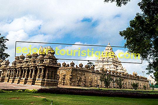 9 Kuil yang Harus Dikunjungi di Kanchipuram, India