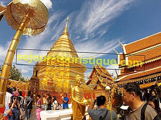 Top 10 des temples de Thaïlande que vous devez visiter