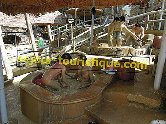 Spa Terbaik dan Mandi Lumpur di Nha Trang, Vietnam