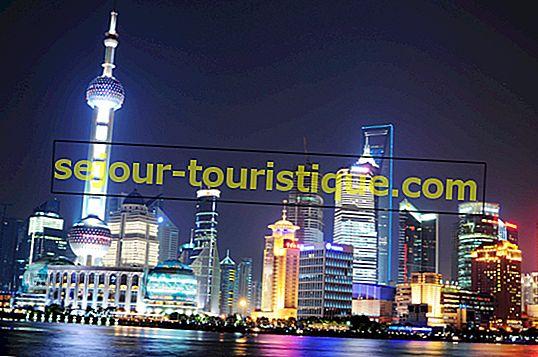 20 điểm tham quan không thể bỏ qua ở Thượng Hải