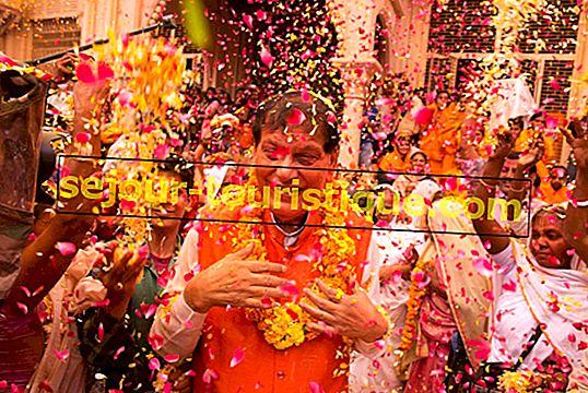 Apa itu Holi, dan mengapa itu dirayakan?