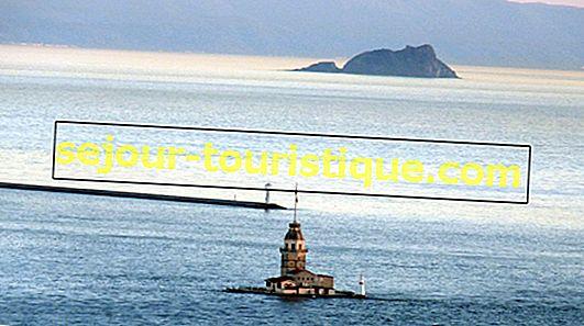 Sejarah Ringkas Menara Maiden di Istanbul
