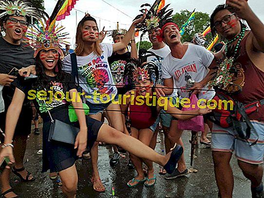 Ati-Atihan: Panduan untuk Festival Terbesar Filipina