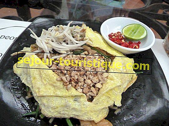 21 món ăn ngon nhất ở Campuchia