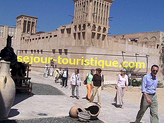 Warisan Dubai: Tur Al Bastakiya
