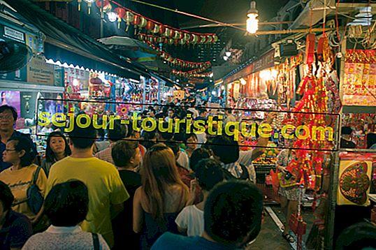 5 Pasar Malam Terbaik di Singapura
