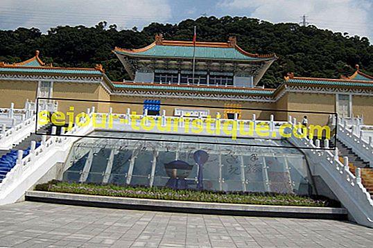 Die Top-Museen in Taipeh zu besuchen