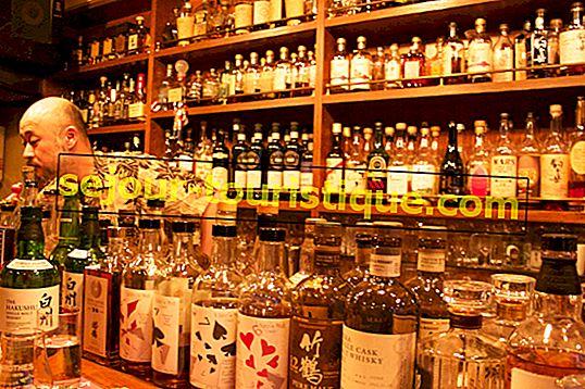 10 Bar dan Tempat Minum Terbaik di Osaka, Jepang