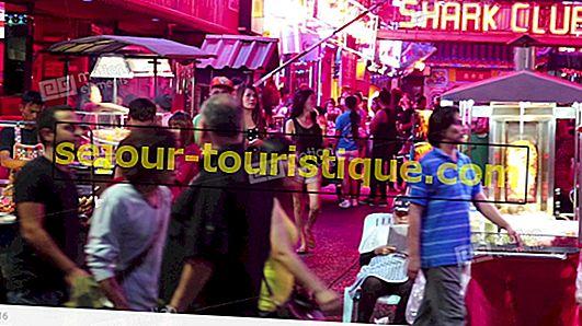 Panduan untuk Daerah Lampu Merah Pattaya