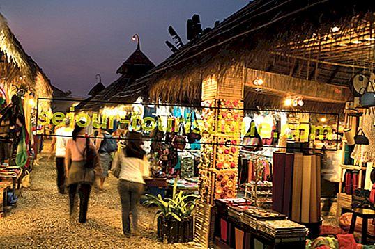 Die besten Märkte in Siem Reap, Kambodscha