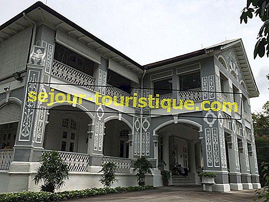 Sơ lược về lịch sử các ngôi nhà đen và trắng của Singapore