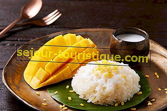 Le top 10 des petits déjeuners thaïlandais