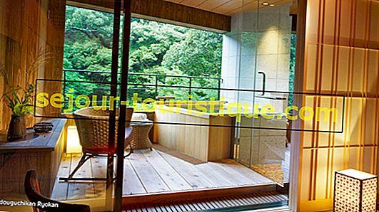 สุดยอด 10 โรงแรมโอซาก้าประเทศญี่ปุ่น