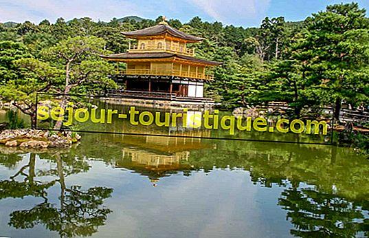 5 Lingkungan Paling Keren di Kyoto