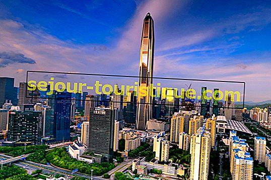 Le top 10 des choses à voir et à faire à Shenzhen