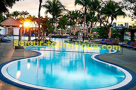 Les 9 meilleures piscines à Kuala Lumpur, Malaisie
