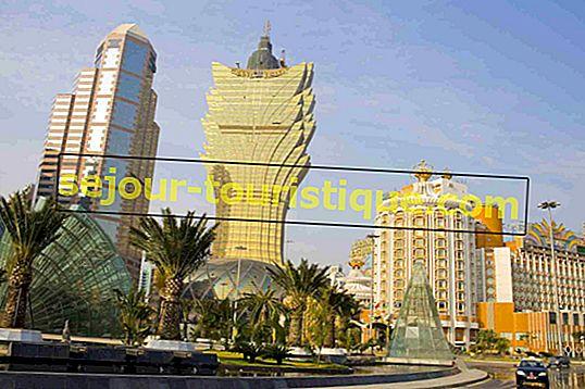 Où jouer à Macao: les 5 meilleurs casinos