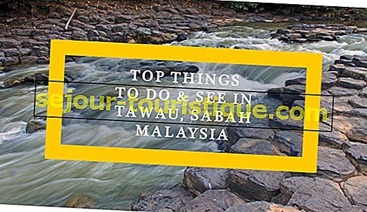 10 điều cần xem và làm hàng đầu ở Sabah, Malaysia