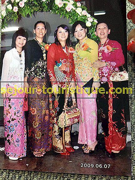 Regal Elegance: Melihat Pakaian Tradisional Indonesia